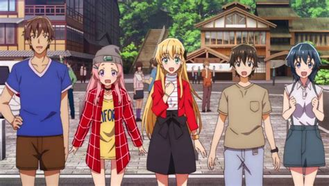 Gamers! - Anime Review - All Your Anime Are Belong To Us
