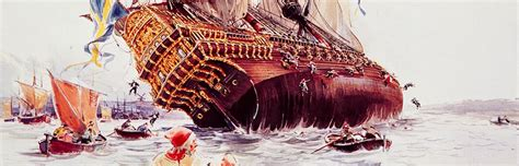 The Sinking of the Vasa - On This Day
