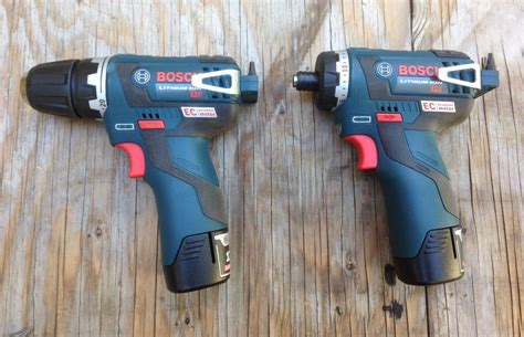 Bosch PS32 Drill Driver and PS22 Pocket Driver | Tools of