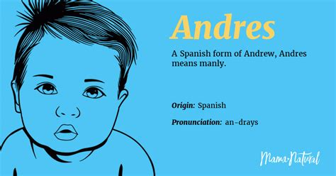 Andres Name Meaning, Origin, Popularity, Boy Names Like