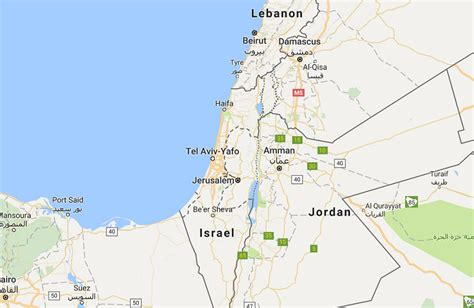 Google-Palestine row is symptom of a Middle East mapping