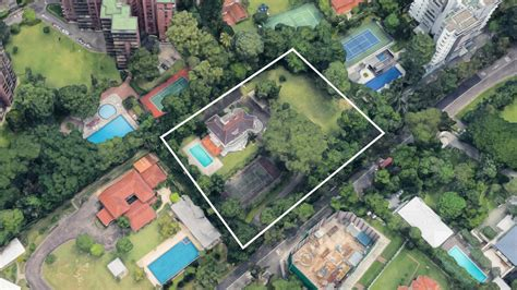 Singapore House Sells for S$230 Million, Latest in a