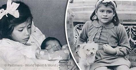 Lina Medina Was Only 5 When She Became A Mother