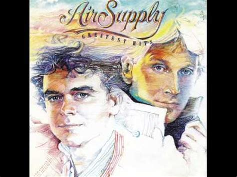 Air Supply - All Out Of Love (1980) //Good Audio Quality