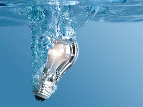 Collision Between Water and Energy Is Underway, and