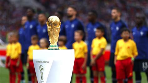 2018 FIFA World Cup Russia™ - News - FIFA shares the
