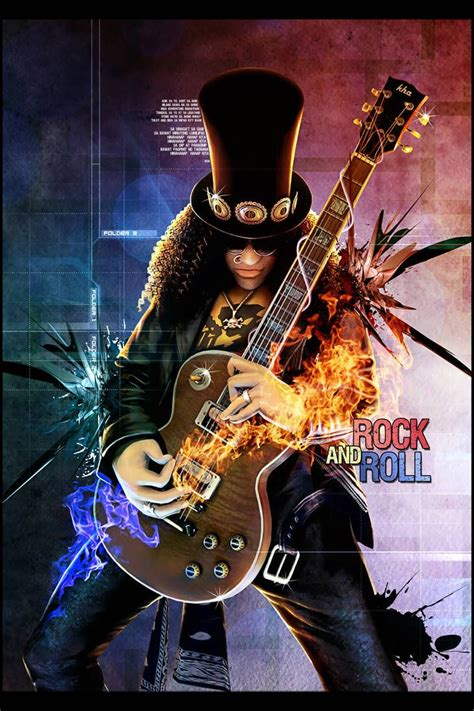 Rock and Roll by KyleJurg | Rock and roll, Heavy metal