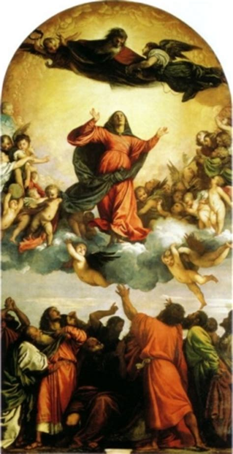 15 August, Ferragosto and the Assumption