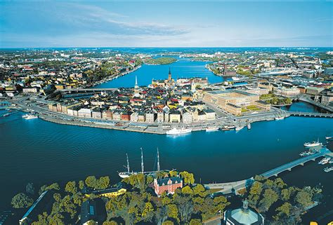 Changing Tides of History: Cruising the Baltic Sea
