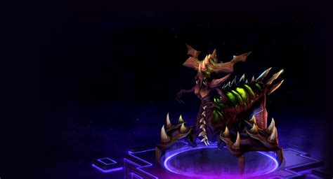Heroes of the Storm: Zagara Skins   Blizzard Watch