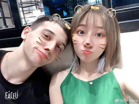 Our boi Artour with Chinese caster Dove