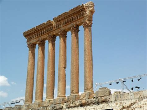 Baalbek: The Unsolved Enigma