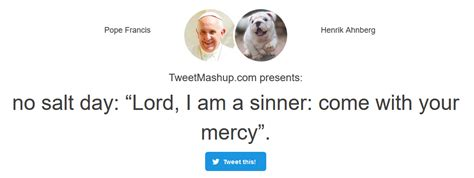 Tweet Mashup has just taught me a lesson no DOTA star or