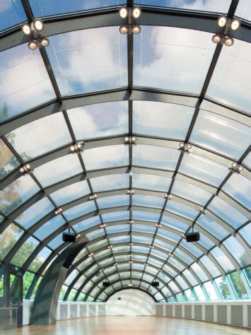 Hotel Schloss Montabaur with steel & glass roof structure