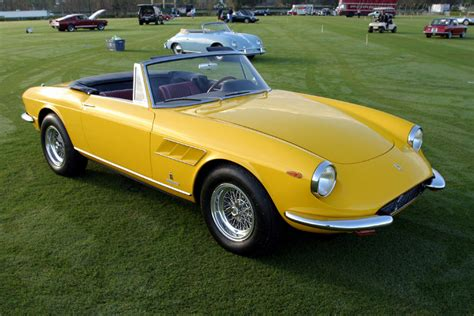 1966 - 1968 Ferrari 330 GTS - Images, Specifications and