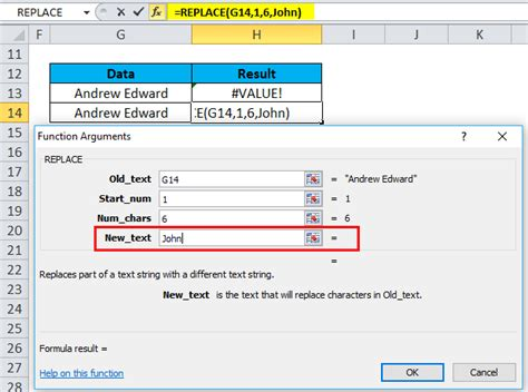 REPLACE in Excel (Formula, Examples) | How to Use REPLACE