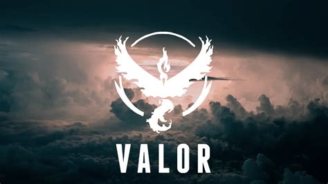 Team Valor Picture On Wallpaper 1080p HD