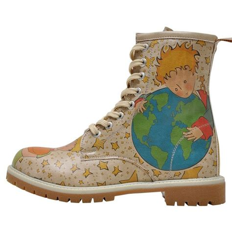 DOGO »She's My Rose Le Petit Prince« Stiefel Vegan   OTTO