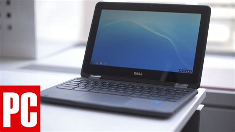 Dell Chromebook 3189 Education 2-in-1 Review - YouTube