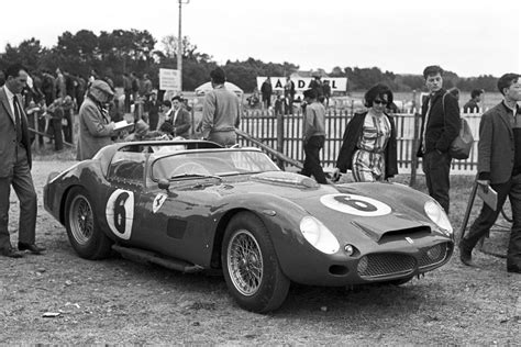 There Was Only a Single 1962 Ferrari 330 TRI/LM Ever Made