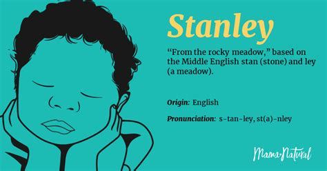 Stanley Name Meaning, Origin, Popularity, Boy Names Like