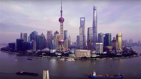 The International Moves to Shanghai in 2019, First Time