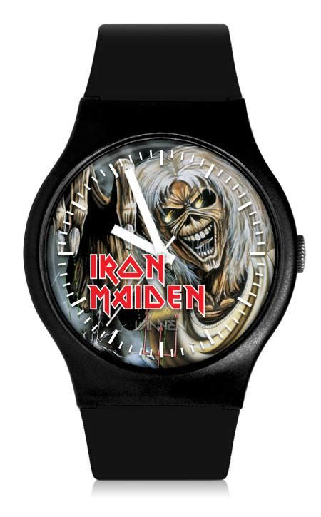 """Limited Edition Iron Maiden """"The Number of the Beast"""